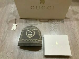 Gucci baby wool hat size M (6 - 12 months)