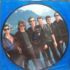 Inxs, Interview 1988, NEW/MINT PICTURE DISC 7 inch vinyl single