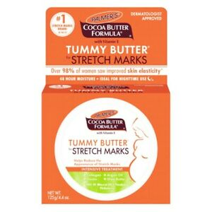 Palmer's Tummy Butter for Stretch Marks 125g Intensive Treatment Palmers