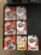 Greenlight & Johnny lightning Datsun lot of 7. Bre Baja Z, 240Z, 280ZX