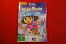 Dora the Explorer Dora's Great Roller Skate Adventure - DVD - Free Postage !!