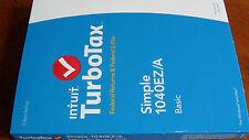 2014 TurboTax FEDERAL Basic Return Turbo Tax NEW sealed CD in the Box!