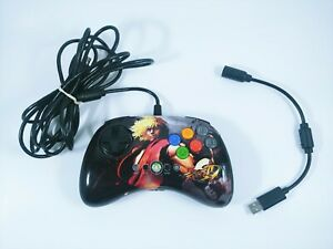 Xbox 360 Street Fighter IV Fight Controller -- Ken -- Used -- Free Shipping!!