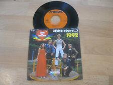 "7"" Single Love a Dream 1992 I the Story K. Habenicht  Vinyl Tyrolis SP 7812"