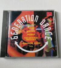 Generation Dance  -  Volume 5.  CD.