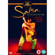 Salsa NEW PAL Arthouse DVD Boaz Davidson Robby Rosa