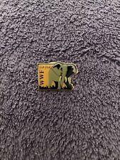 More details for wwf pin badge elephant 'flik flak' rspb interest