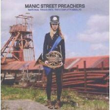 "MANIC STREET PREACHERS ""NATIONAL TREASURES-.."" 2 CD NEW"
