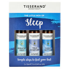Tisserand Aromatherapy The Little Box of Sleep Kit
