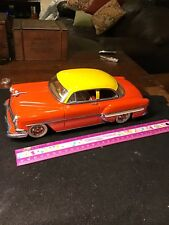 Marx Linemar 1954 Chevrolet Chevy Bel Air Tin Litho Toy Friction Car RARE