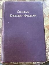 chemical engineers handbook  1941 ( large copy )