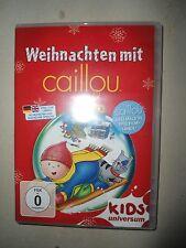 XXXX Weihnachten mit Caillou , DVD