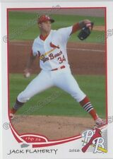2016 Palm Beach Cardinals Jack Flaherty RC Rookie St Louis Minor
