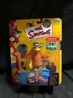 Simpsons WOS Interactive Action Figure Series 10 RESORT SMITHERS Playmates NIB