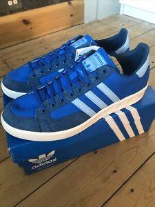Adidas Nastase Master Vin UK9 D67371 2013 Deadstock Tennis Bluebird Blue