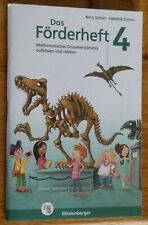 Homeschooling- Das Förderheft 4 - Mathematik - 4. Klasse Grundschule