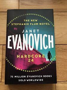 Hardcore 24, Janet Evanovich. A Stephanie Plum Novel. Hardback, New & Unopened