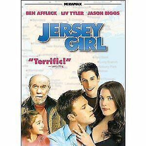 Like New WS DVD Jersey Girl Ben Affleck Liv Tyler Jason Biggs Kevin Smith J Lo