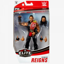 Wwe Mattel Roman Reigns Elite Series #79 Figure Preorder