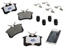 Disc Brake Pad Set-Metallic Disc Brake Pad Rear Magneti Marelli 1AMV20340Y