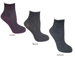 Mysocks Luxury Full Glitter Ladies Socks Size 4-7