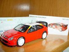 CITROEN XSARA WRC T4-XRC 1:43 P.BUGALSKI-J.CHIARONI #14