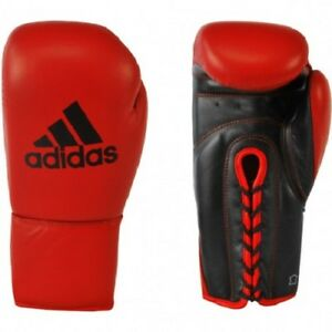 adidas Boxing Gloves 100% Real Cow Leather