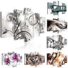 ABSTRAKT ORNAMENTE DIAMANT Wandbilder xxl Bilder Vlies Leinwand a-A-0051-b-m