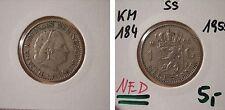Ned km 184 1 fiorini 1955 in SS