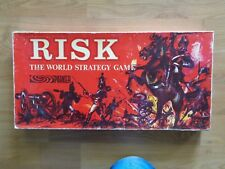 RISK The World Strategy Game made 1963_used boardgame_Board Game_xx79_22H