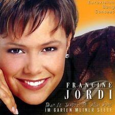 Francine Jordi nel giardino della mia anima-dans le jardin de mon âme (2002)