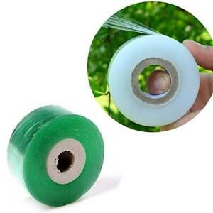 Veredelungsband Pfropfband für Garten Kopulieren Pfropfen Transparent Grün Neu
