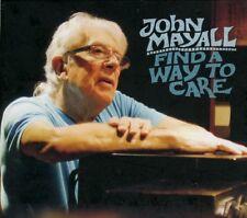 JOHN MAYALL  find a way to care / mini-LP CD 2015