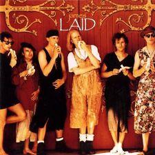 JAMES - LAID - 17 TITRES - 2001 - CD NEUF NEW NEU - BRIAN ENO - REMASTERED