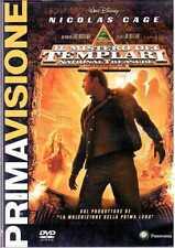 Il mistero dei Templari DVD