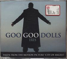 GOO GOO DOLLS - Iris - CITY OF ANGELS CDs SINGLE OST 1998 NEAR MINT CONDITION