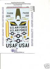 Superscale Decal 48-746 F-86D-50-NA