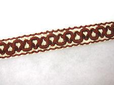 Rouge 2cm chaise braid parage par mètre de couture tissu bordure