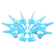 10x Portable Home Office Outdoor Use Plastic Thumb Finger Ring Support Holder