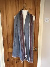 SEASALT - NAVE SCARF - DAHLIA - New With Tags - Sample