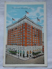 The Tutwiler Postcard Birmingham, Alabama Landmarks VTG