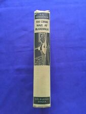 THE CRIME WAVE AT BLANDINGS - FIRST AMERICAN EDITION BY P.G. WODEHOUSE
