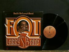FAT LARRY'S BAND   Feel It    LP   Funky !!     RARE !