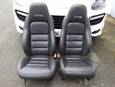Chevrolet Corvette C6 Z06 Seats sportsitze Faux Leather Front Sport Seats