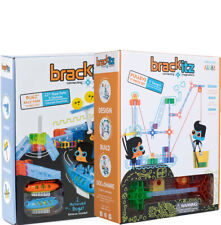 173 pc Adventure Pulley Building Set Brackitz Building Toys For Boys Girls