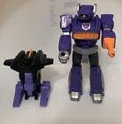 Action Master Shockwave 1990 Hasbro G1 Transformers Figure + Fistfight (C-1)