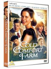 COLD COMFORT FARM. Kate Beckinsale, Stephen Fry. New sealed DVD.