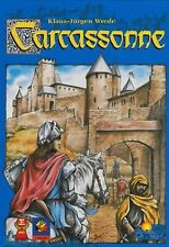 Carcassonne Classic by Rio Grande Games FREE SHIPPING NEW