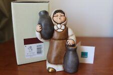 THUN,Presepe del Giubileo, ragazza con vasi .Altezza 12,5 cm.