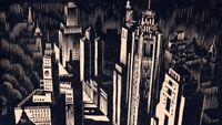 Chicago [WPA] : Charles Turzak : Circa 1924  :   Archival Quality  Art Print